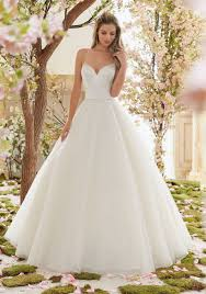 Mori Lee 6831 Wedding Dress