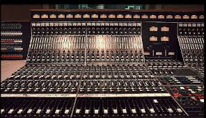 best mixing consoles great recording engineers and producers legendary als