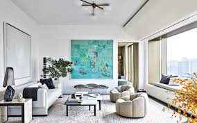 Chelsea Interior Design Grade Creates A Gorgeous Chelsea Apartment For An Art Loving
