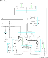 ee starting circuit allen bradley contactor here is a starting circuit for a monarch 10ee 240v motor generator mg drive using an allen bradley ab contactor a 240v coil