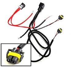amazon com ijdmtoy h11 880 890 relay wiring harness for hid hid relay harness 9006 at Hid Kit Wiring Harness