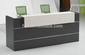office counter desk. New Office Furniture Reception Counter Design (FOHXT-8247) Desk I