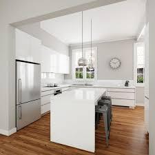 modern white kitchens. Luxury Classic Modern White Kitchen Design. Solu-slimline Handles, Gloss Polyurethane Door Fronts Kitchens