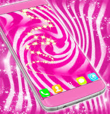 Pink Zebra Live Wallpaper for Android ...