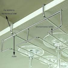 wine glass holder shelf rack t m l f floating shelves