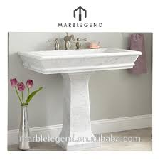 marble pedestal sink. Wonderful Sink Best Images About Highly Polishing White Marble Pedestal Sink Inside Marble Pedestal Sink