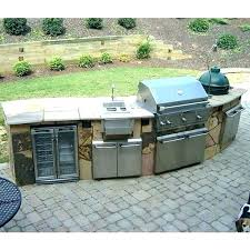 diy outdoor grill built in grill kitchen new outdoor kitchen built in infrared grill island plans