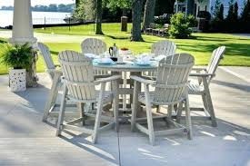 Awesome Round Patio Table And Chairs Or Piece Patio Dining Set Small