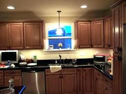 kitchen lighting over sink. Light Over Kitchen Sink For Lighting Ideas Captivating Lights Above