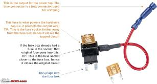 car wire into fuse box gardendomain club  wiring into car fuse box your team wire diagram