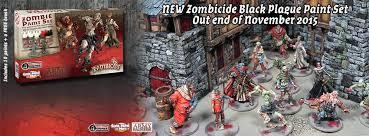 army painter zombicide black plague