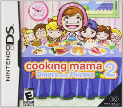 Small Picture Amazoncom Cooking Mama 2 Dinner With Friends Nintendo DS