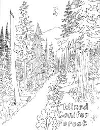 Free Printable Nature Coloring Pages For Kids Best New Adults