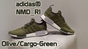 adidas shoes nmd green. adidas® nmd_r1 olive/cargo-green [shoe details + on feet) adidas shoes nmd green