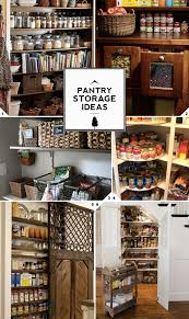 Kitchen Pantry Organizer The Walk In Closet Of The Kitchen Pantry Storage Ideas Home