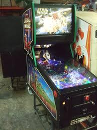 Star Wars Cabinet 397 Star Wars Episode One Pinball Machine Pinball 2000 And A
