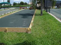 bocce ball court construction.  Ball In Bocce Ball Court Construction B