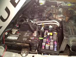 jk parts labeled jeep wrangler forum fuses 2012 this is a picture the fuse box open it s next to the battery on the passenger side