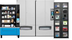 Used Vending Machines For Sale Melbourne Interesting Intelligent Dispensing Solutions Vending Machine Manufacturer