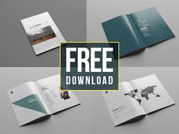 Free Business Profile Template