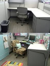 Everything I want, and nothing I dont: cubicle makeover ideas I'll need  soon!