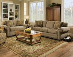 Sage Living Room Sage Green Sofa And Loveseat With Khaki Walls Maybe I Can Make