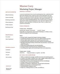 sample of one page resume resume examples marketing 1 resume examples resume resume