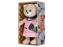 Купить <b>игрушку мягкую Maxitoys</b> Мышель Шанель 25 см (MT ...