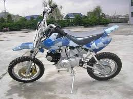 mini dirt bike pit bike 50cc 70cc 90cc 110cc chongqing sajao