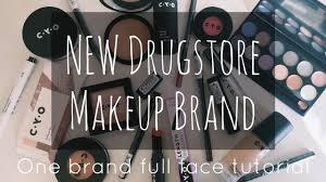 new makeup line c y o full face tutorial ariel eloisa