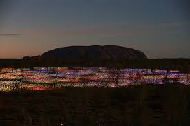 Field Of Light Uluru Free