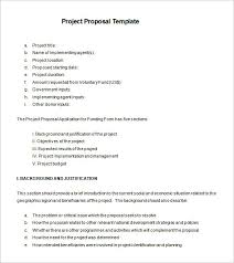 project proposal samples page project proposal guidelines project proposal template 13 sample example format