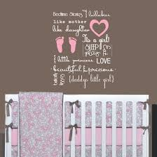 baby girl subway art wall decal childrens wall decal vinyl wall art sticker quote on vinyl wall art quotes for nursery with 612 best things i like images on pinterest disney cruise plan