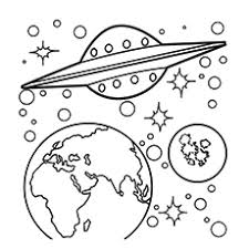 All planets and solar system coloring pages are printable. 20 Solar System Coloring Pages For Your Little Ones