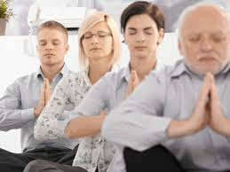 office meditation. Fine Office Meditation At The Office Practicing Mindfulness Intended Office