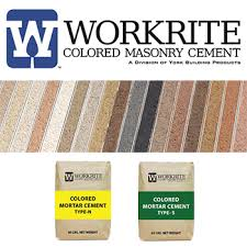 Brixment Color Chart Transition To Workrite Colored Mortar Frederick Block