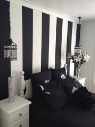 Black And White Decorations For Bedrooms Bedroom Mesmerizing Black And White Bedroom Theme Black And