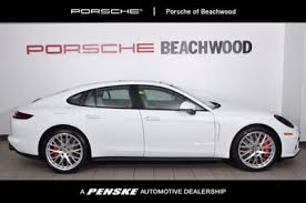 porsche panamera turbo white. 2017 porsche panamera turbo awd sedan white