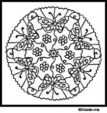 Small Picture Animal Mandalas Coloring PagesHOP OFF for Printable Animal