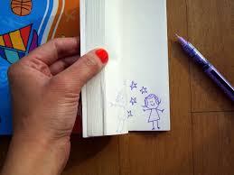 Flip Book With Photos Make A Flip Book Movie Diy