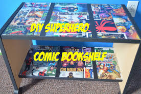 diy comic book desk. Diy Comic Book Desk A