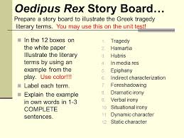 rex hubris essay oedipus rex hubris essay
