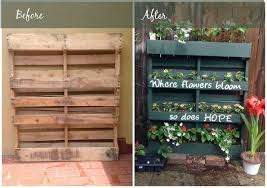 pallet projects for fall. diy vertical pallet garden projects for fall e