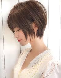 本日のお客様恋仲本田翼さん風ショートヘア 芸能人の髪型が人気