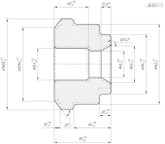 Технологический процесс механической обработки фланца Дипломный  Технологический процесс механической обработки фланца Дипломный проект по Технологии машиностроения