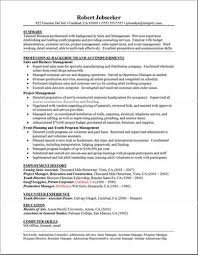 Homey Ideas Good Resumes 14 Examples Of Resumes Example Good