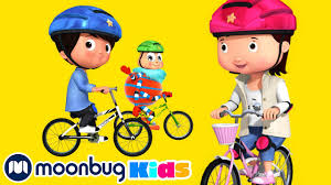 So in the spirit of good riding and good music, i decided to put my list of top five riding songs against anybody else's list. Riding A Bike Song Lbb Songs Learn With Little Baby Bum Nursery Rhymes Moonbug Kids Swiss Cycles