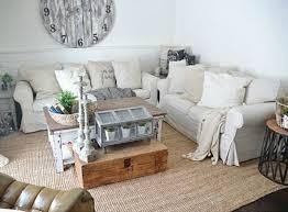 white ikea furniture. Couple Of Off-white IKEA Sofas For A Rustic Living Room White Ikea Furniture
