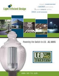 Light Efficient Design Led 8039e57 A Light Efficient Design By Advantek Led Lighting Solutions