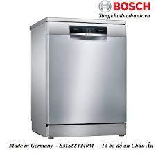 Máy rửa bát Bosch Seria 8 SMS88Ti40M ( 14 bộ đồ ăn Châu Âu) - Siêu thị Nhà  bếp Đức Thành